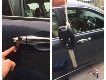 vehicle key replacement
