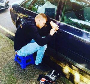 Bishops-Stortford-Auto-Locksmith working