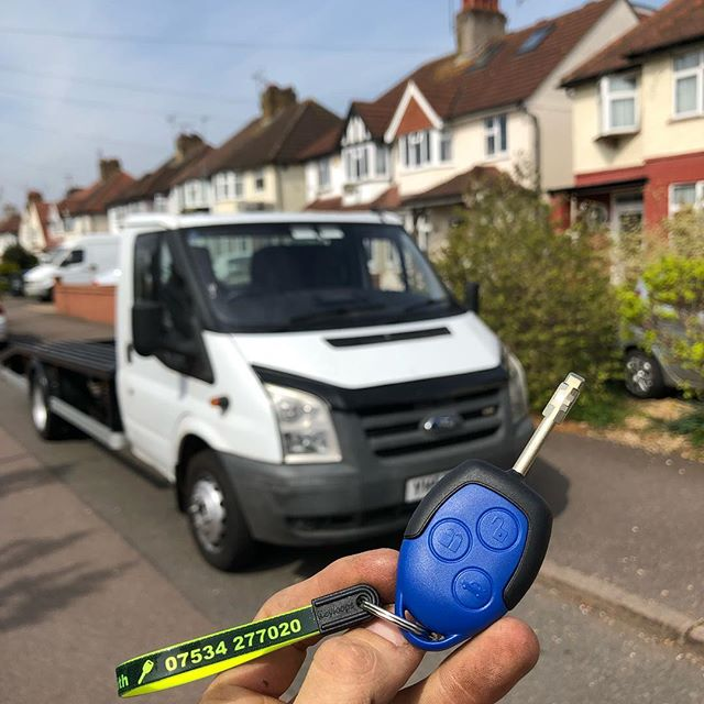 Ford Key Recovery