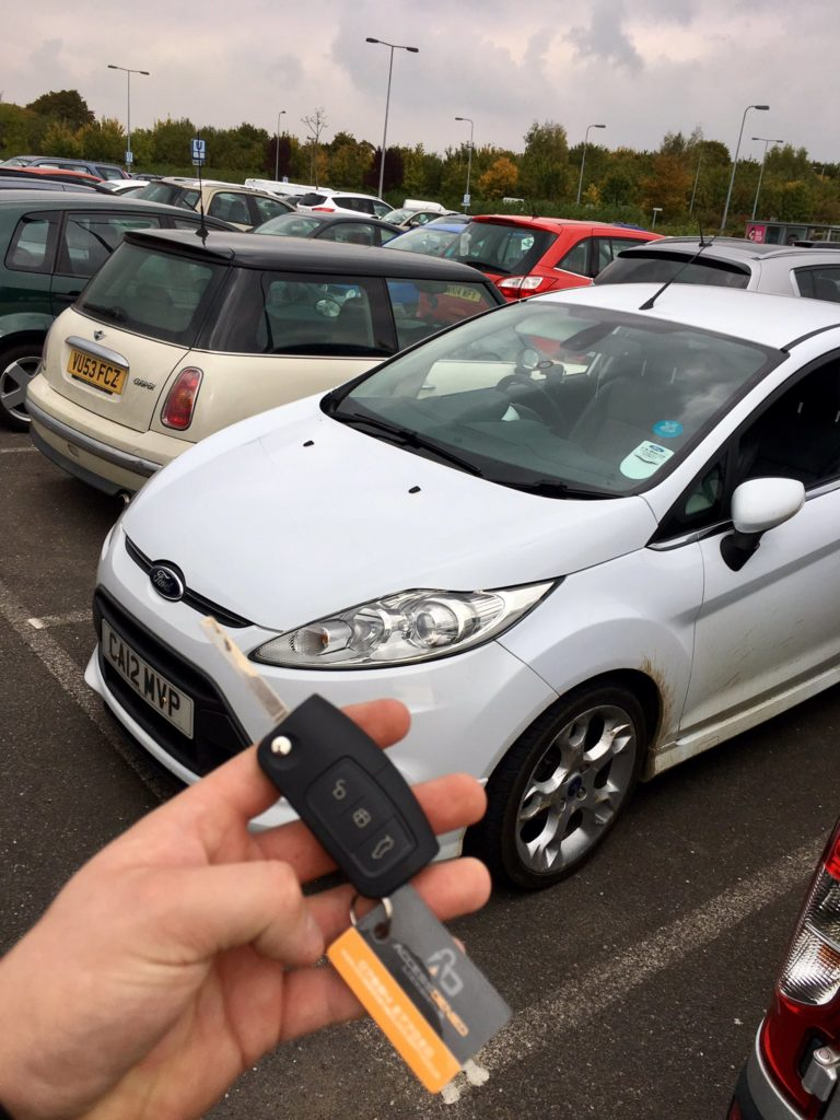 Ford Transit Key Replacement